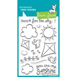 Sunny Skies Clear Stamps - 1