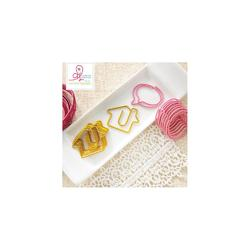 Sweet Routine Variety Pack Decorative Paper Clips 10 pkg Domky/Bubliny - 1
