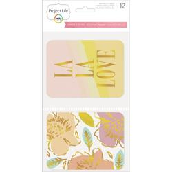 Sweet Specialty Foil Card Pack 12 pkg - 1