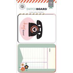 Switchboard Pocket Cards 3x4 24pkg - 1