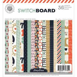 "Switchboard Paper Pad 6""x6"" 36 sheets - 1"