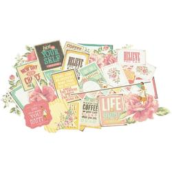 Tea Break Collectables Cardstock Die-Cuts