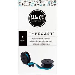 Typecast Typewriter Ribbon teal/černá