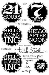 Tick Tock by Ali Edwards - 1