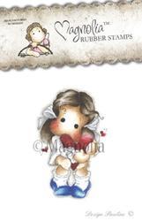 Magnolia - Tilda w/Spring Heart - 1