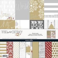Tinsel  & Company Collection Pack 12x12 - 1