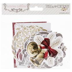 Tinsel  & Company Ephemera Cardstock Die-Cuts - 1