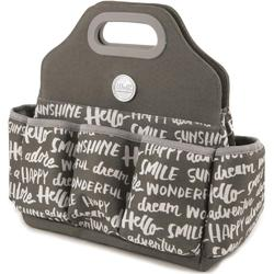 Crafter's Tote Bag - Charcoal - 1