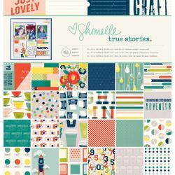 True Stories Paper Pad 12x12 - 1