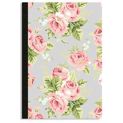 "Color Crush Composition Planner Notebook 9.75""X7.5"" Floral - 1"