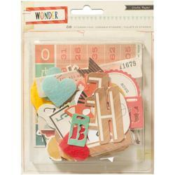 Wonder Ephemera Die-Cuts - 1