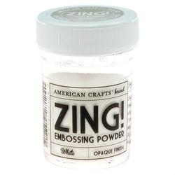 Zing! Opaque Embossing Powder - bílý - 1