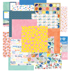 """Finders Keepers Paper Pad 12""""x12"""" - 2"""