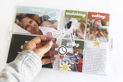 Ali Edwards Day In The Life™ Summer Die Cut Pack - 2