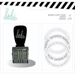Color Fresh Memory Planner Magnetic Stamp - 2