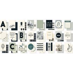 Gingham Farm Double-Sided Journal Cards 24/Pkg - 2