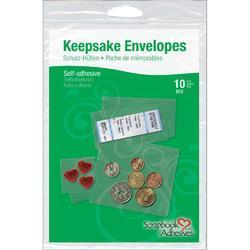Keepsake Envelopes 10/Pkg - 2