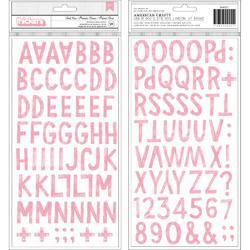 La La Love First Kiss Thickers Stickers 121/Pkg - 2