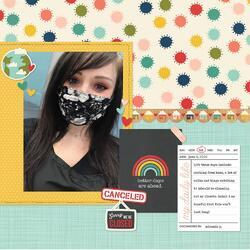 """Quarantined Collection Kit 12""""X12"""" - 2"""