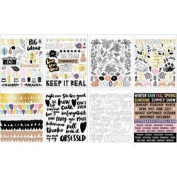 Shine On Sticker Book 419/Pkg - 2