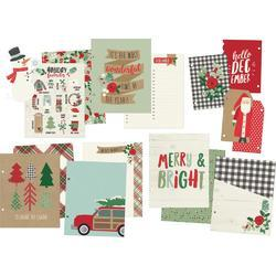 "Sn@p! Merry & Bright Binder 6""X8"" - 2"