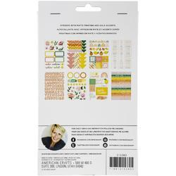 Storyline Chapters Planner Mini Sticker Book 323pcs - 2