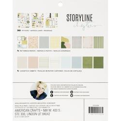 "Storyline Chapters Planner Project Pad 7.5""X9.5"" 122pcs - 2"