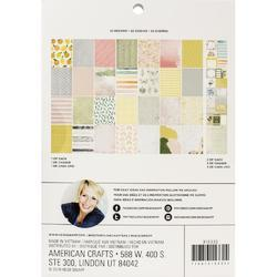 """Storyline Chapters Single-Sided Paper Pad 6""""X8"""" 36/Pkg - 2"""