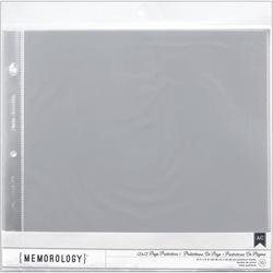 "Plastové kapsy (10 ks) - Top-Loading 12""x12"" - 2"