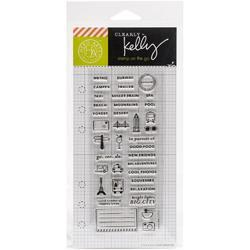 Adventure Planner Clear Stamps - 2