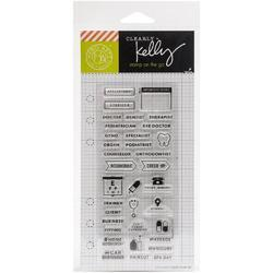 Appointment Planner Clear Stamps - 2