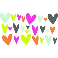 Baxter Hearts Vellum Die-Cuts 25pkg - 2