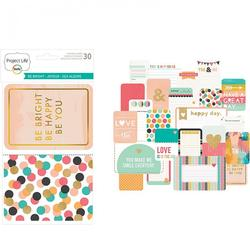 Be Bright Specialty Themed Cards 30pkg - 2