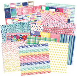 """Better Together Paper Pad 12""""x12"""" - 2"""