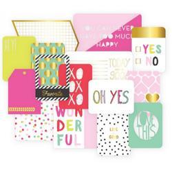 Bold & Gold Foil Themed Cards 30pkg - 2