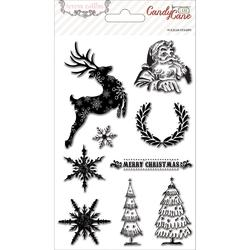 Candy Cane Lane Stamps - 2