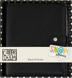 Carpe Diem A5 Planner – Black - 2
