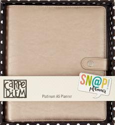 Carpe Diem A5 Planner – Platinum - 2