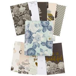 Carpe Diem PERSONAL Planner Boxed SET Mint Vintage Floral - 2