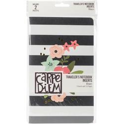 Carpe Diem Traveler's Notebook Inserts Bloom - 2
