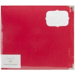 "Cherry Cloth Album s plast kapsami 12""x12"" - 2"
