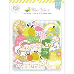 Citrus Bliss Ephemera Die-Cuts - 2