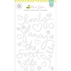 Citrus Bliss Foam Stickers - 2