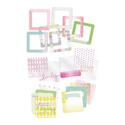 Citrus Bliss Instagram Cards 4x4 24 pkg - 2