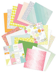 Citrus Bliss Paper Pad 12x12 - 2