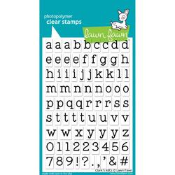 Clark's ABCs Clear Stamps - 2