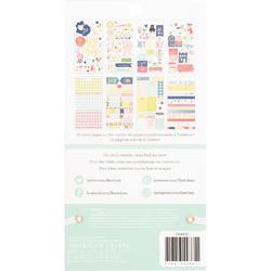 Designer #Sticker Book Dear Lizzy w/Rose Gold Foil - 2