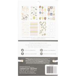 Designer #Sticker Book Jen Hadfield w/Gold Foil - 2