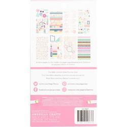 Designer #Sticker Book Paige Evans w/Rose Gold Foil - 2
