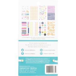 Designer #Sticker Book Shimelle w/Holographic Foil - 2